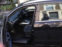 AUDI Q5, AUTO,DEISEL, FSH, WARRENTY, LEATHER, 97000 MILES, SLIMLINE, BLACK, EXCELLENT CAR