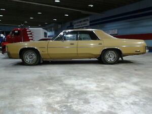1977 Chrysler Newport Highway Crusier