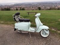 LAMBRETTA SCOOTER 1965