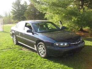 2000 Impala with 80,000 km for parts Kingston Kingston Area image 1