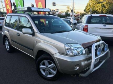 2006 Nissan X-Trail T30 II MY06 ST Bronze 5 Speed Manual Wagon Greenslopes Brisbane South West Preview