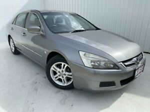 2007 Honda Accord 7th Gen MY07 VTi Grey 5 Speed Automatic Sedan Mundingburra Townsville City Preview
