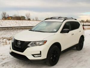 2018 Nissan Rogue Midnight Edition 4dr All-wheel Drive