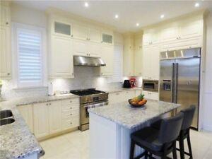 Brand new Luxury 4 Bedrooms House for Rent in Vaughan