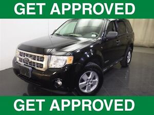 2009  FORD ESCAPE 4WD CERTIFIED EMISSION READY TO GO