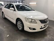 2007 Toyota Aurion GSV40R Prodigy White 6 Speed Auto Sequential Sedan Beresfield Newcastle Area Preview