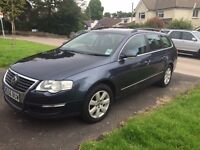 VW PASSAT TDI SE ESTATE 140 BHP. FSH. Excellent