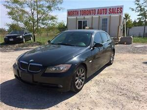 2006 BMW 3 SERIES 330XI - AWD - LEATHER - SUNROOF -
