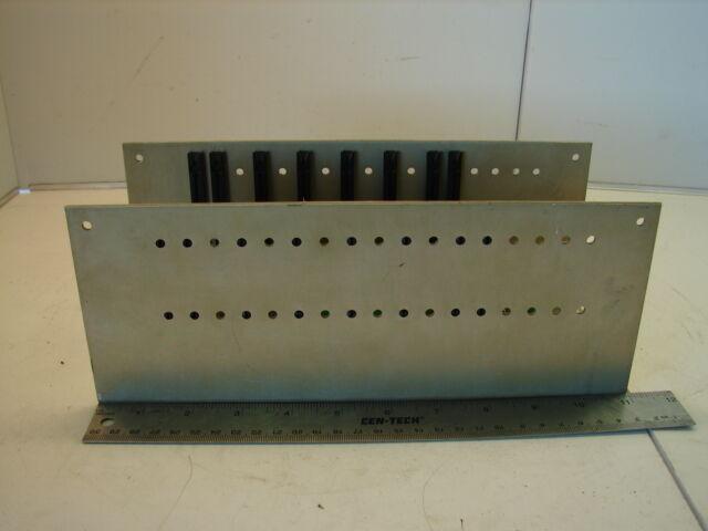 SOFTROL SYSTEMS MB8-8 SLOT RACK MICROPLUS ***XLNT***