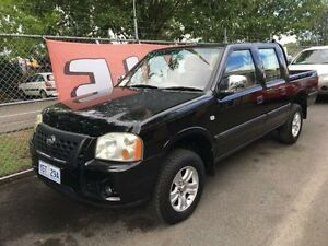 2010 Great Wall SA220 CC (4x2) Black 5 Speed Manual Dual Cab Utility Campbelltown Campbelltown Area Preview