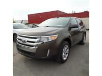 2011 FORD EDGE SEL AWD TOIT PANORAMIC CUIR A/C DOUBLE RADIO SAT.