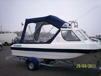 REDUCED- Boat Endeavour Seajeep fast fisher for sale, Yamaha 30hp outboard, satnav, vhf, fish finder