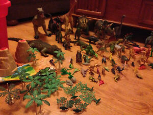 Dinosaurs and more.....