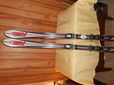 Axis AC 7.0 SKIS 160cm with Marker 3.1 ski bindings SNOW!!!  ~~ (160 Cm Snow Ski)