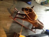 Infants rocking horse great condition £25.00 o.n.o