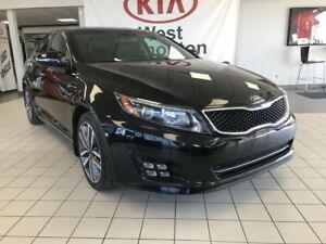 2015 Kia Optima SX FWD 2.0L TURBO *NAVIGATION/SUNROOF/REARVIEW C
