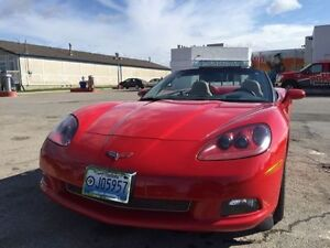 End of season deal! 2006 Chevrolet Corvette C6 Convertible