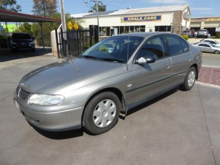 2002 Holden Commodore VX II Acclaim Gold 4 Speed Automatic Sedan Brendale Pine Rivers Area Preview