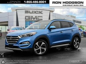 2017 Hyundai Tucson SE LEATHER AWD SUNROOF