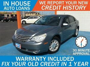 SEBRING LX - APPROVED IN 30 MINUTES! - ANY CREDIT LOANS