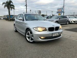 2011 BMW 120i E87 MY11 Silver 6 Speed Automatic Hatchback Cheltenham Kingston Area Preview