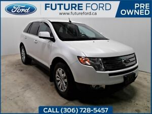 2010 Ford Edge Limited LOCAL TRADE IN-SUPER LOW KMS PST PAID