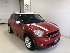 2015 Mini Cooper Countryman ALL4