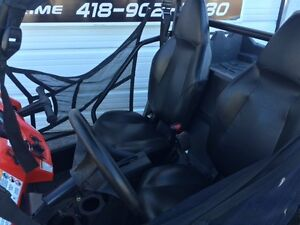 2012 POLARIS RZR 570 side by side Saguenay Saguenay-Lac-Saint-Jean image 3