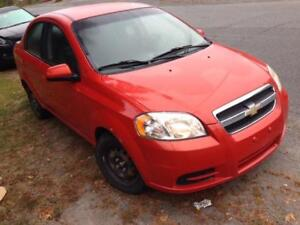 2009 CHEVY AVEO LS 4DSEDAN ** WE FINANCE GOOD & BAD CREDIT**