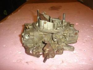 Holley Carb.  P/N  3180306  American Motors Corp 1964 RARE