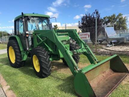 tractor john deere 6300 fel