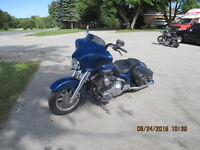road king with street glide paint set