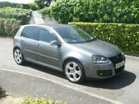 VOLKSWAGEN GOLF 2.0TDI DPF (170ps) DSG GT AUTOMATIC 2006(56) CLEAN 126,000 MILES
