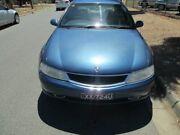 2001 Holden Calais VX International Blue 4 Speed Automatic Sedan Salisbury Plain Salisbury Area Preview