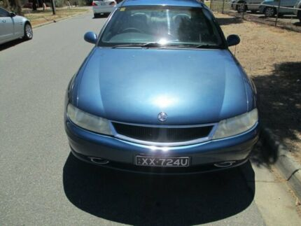 2001 Holden Calais VX International Blue 4 Speed Automatic Sedan Salisbury Plain Salisbury Area Preview
