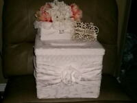 Wedding card box