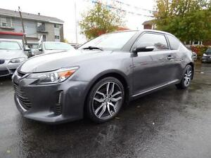 2014 SCION TC (AUTOMATIQUE, TOIT, CUIR, MAGS, FULL, GARANTIE!!!)
