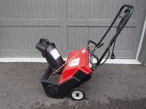 """20"""" Murray Electric Snow Blower"""