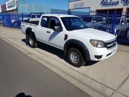 2009 Ford Ranger PK XL (4x4) 5 Speed Manual Super Cab P/Up