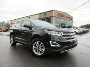 2015 Ford Edge SEL AWD, NAV, ROOF, LEATHER, 18K!