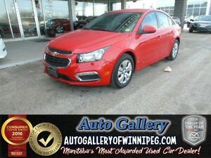 2016 Chevrolet Cruze Limited LT *Backup Cam