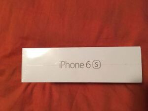 BRAND NEW SEALED IPHONE 6S 16 GB SPACE GRAY Stratford Kitchener Area image 2
