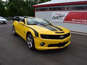 2012 Chevrolet Camaro SS 2dr Convertible