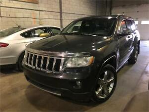 2011 Jeep Grand Cherokee LIMITED 303,000KM CUIR/TOITMAGS/GPS/CAM
