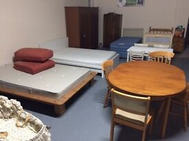double bed and luxury Ikea Matress