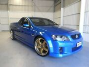 2009 Holden Ute VE MY09.5 SS V Blue 6 Speed Manual Utility Ingle Farm Salisbury Area Preview
