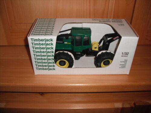 Timberjack Forestry Logging Diecast  Skidder 1/32 Brand New in Box