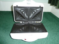 Morphy Richards Sandwich Toaster, COLLECTION ONLY.