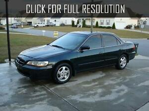 1998 Honda Accord EX Sedan (2800 or OBO) Lady Driven