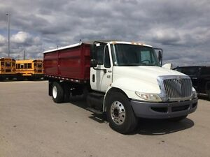 2006 International 4300 4x2, Used Grain Truck